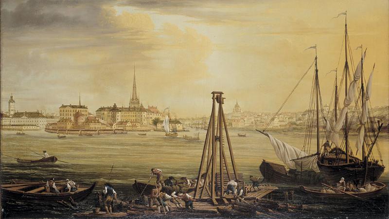 svensk historia 1700 talet