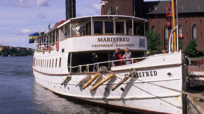 S/S Mariefred