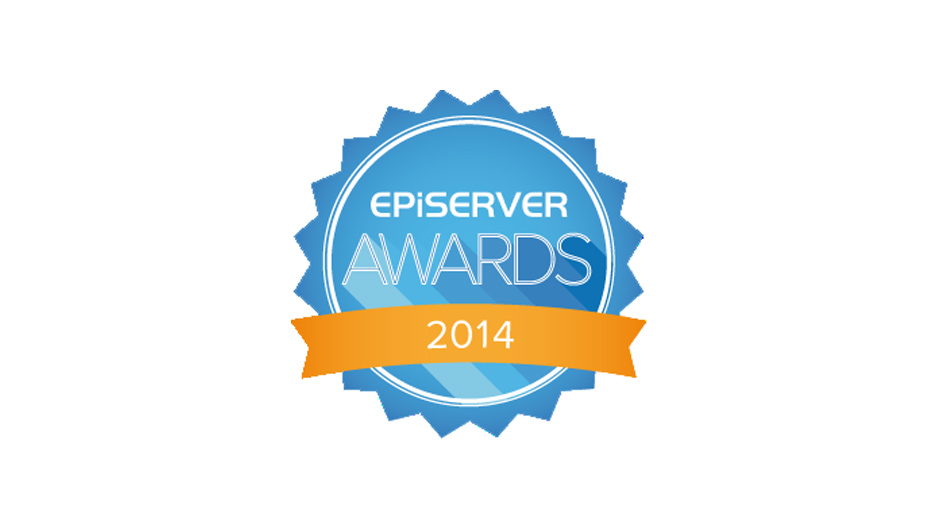 Episerver Awards logotype